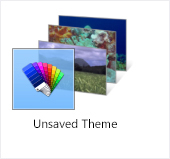 An unsaved theme
