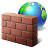 Symbol fr Windows-Firewall