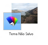 Um tema no salvo